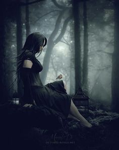 girl under tree 2