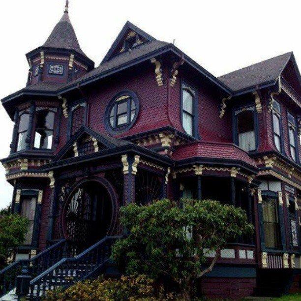 gothic victorian mansion 2