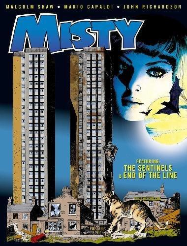 Misty Comic Volume 2