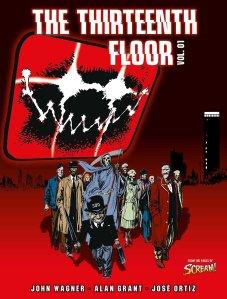 The Thirteenth Floor - Scream Comic