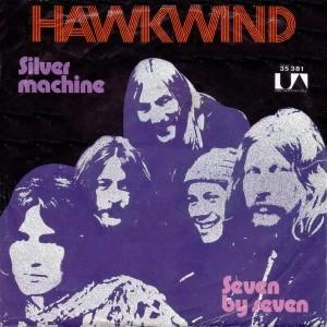 Hawkwind Silver Machine Vinyl