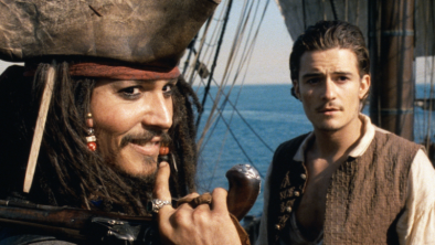 johnny depp orlando bloom potc