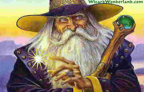 merlin wizard