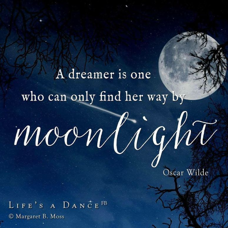 oscar wilde moonlight dreamer