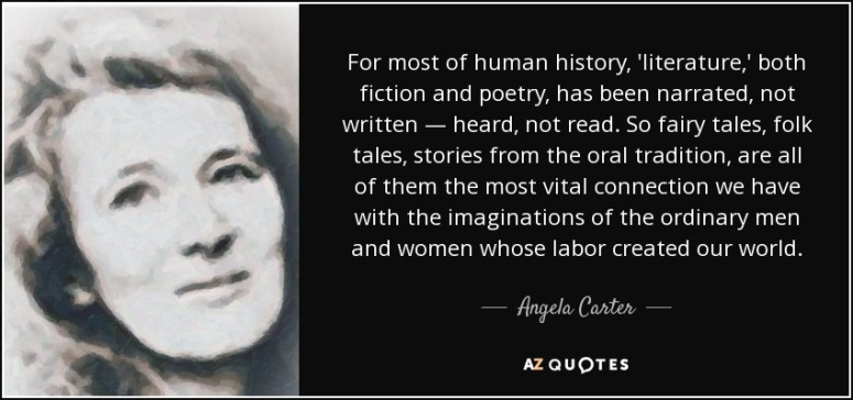 Fairytale Quote Angela Carter