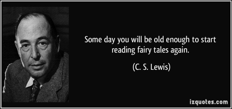 Faiytale Quote2 CS Lewis