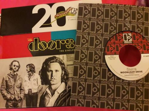 The Doors Moonlight Drive Single