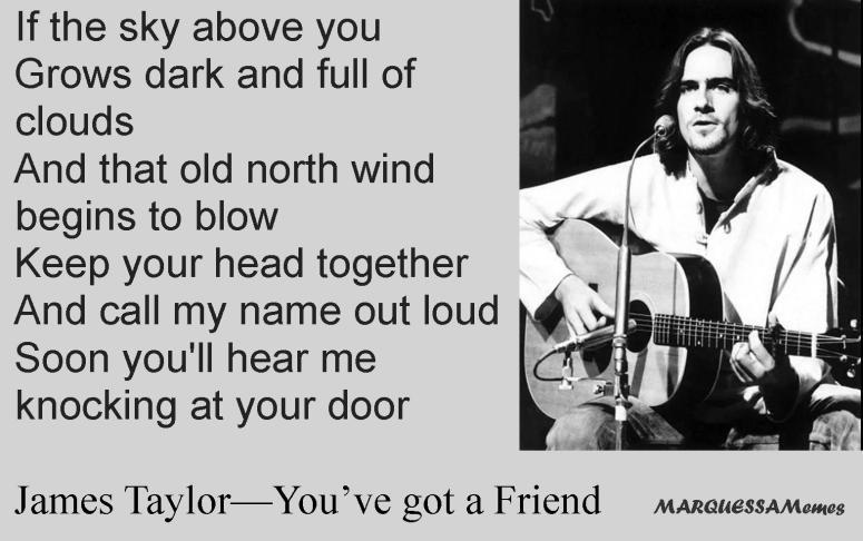 James Taylor North Wind Meme