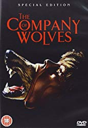 The company of Wolves Dvd