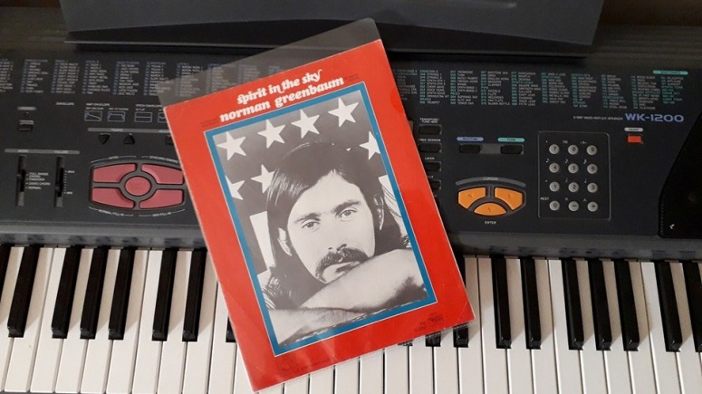 Norman Greenbaum Spirit in the Sky sheet Music