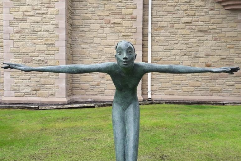 Bob Quinn Sculpture