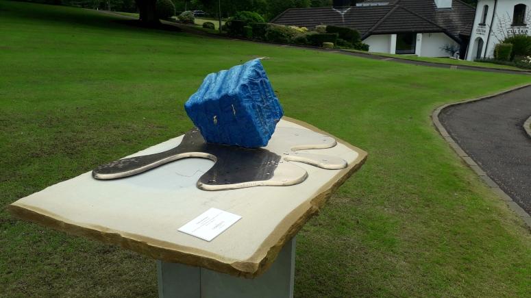Colm Brennan Sculpture