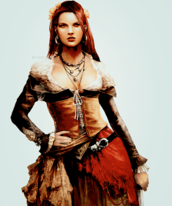Female Pirate