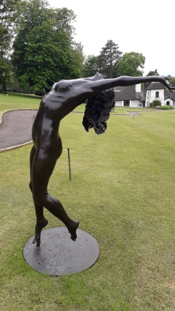 Paddy Campbell Sculpture