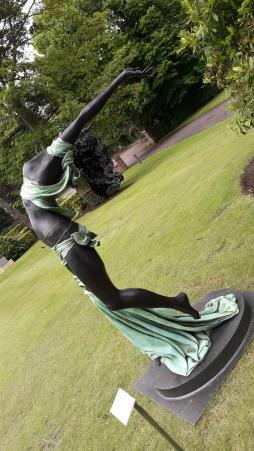 Paddy Campbell Seven Veils Sculpture