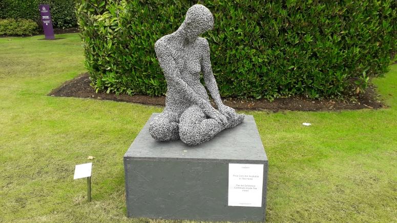 Seo Young-Deok Sculpture