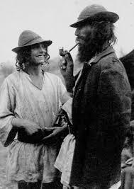 vintage Gypsy Men Photo 2