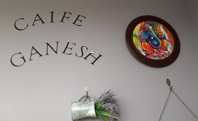 Caife Ganesh Veggie Friendly Restaurant Bunbeg Donegal