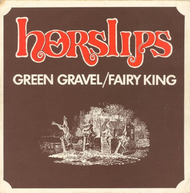 Hoslips Green Gravel Fairy King