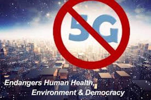 Stop 5g no 5g