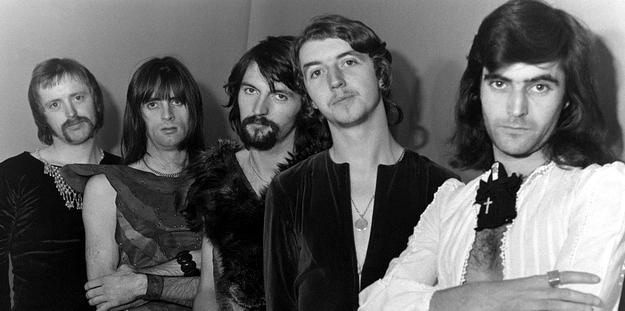 The Horslips 1970s