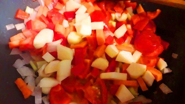 Vegetable Vegan Curry Recipe Simple Ingredients Supernatural Hippie