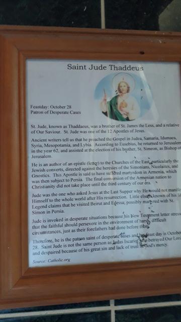 About Saint Jude