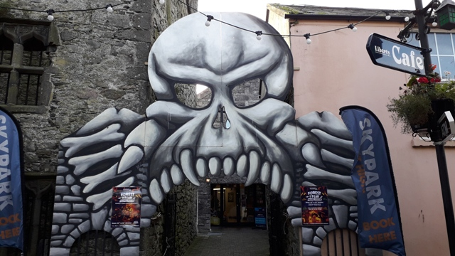 Carlingford Outdoor Activities Halloween