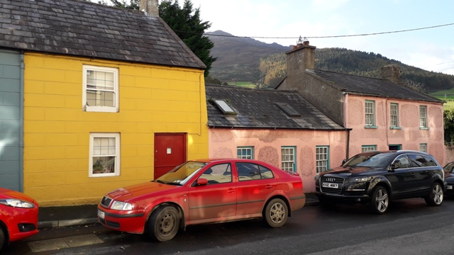 Colourful Houses Carlingford