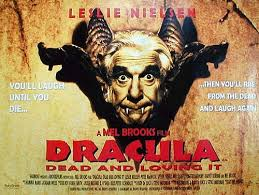 Dracula Dead and Loving it poster