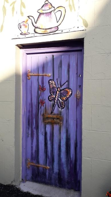 Dragonfly Door