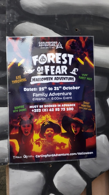 Forest of Fear Carlingford 2