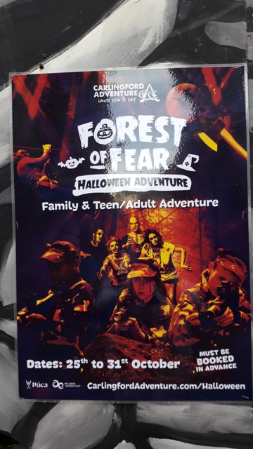 Forest of Fear Carlingford