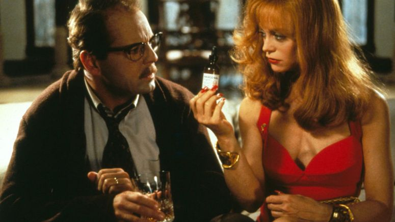 Goldie Hawn and Bruce Willis Death Becomes Her
