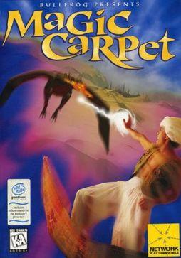 Magic Carpet PC game