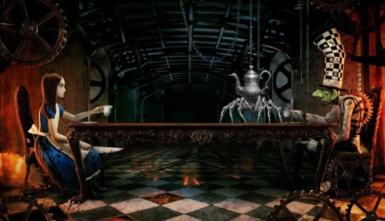 McGee's Alice Game