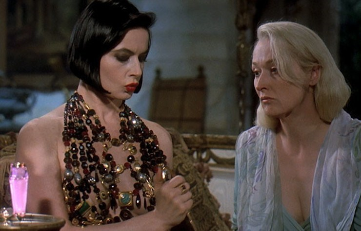Meryl Streep Isabella Rossellini Death Becomes Her