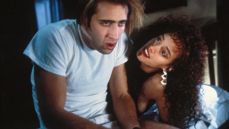 Nicholas Cage and Jennifer Beals