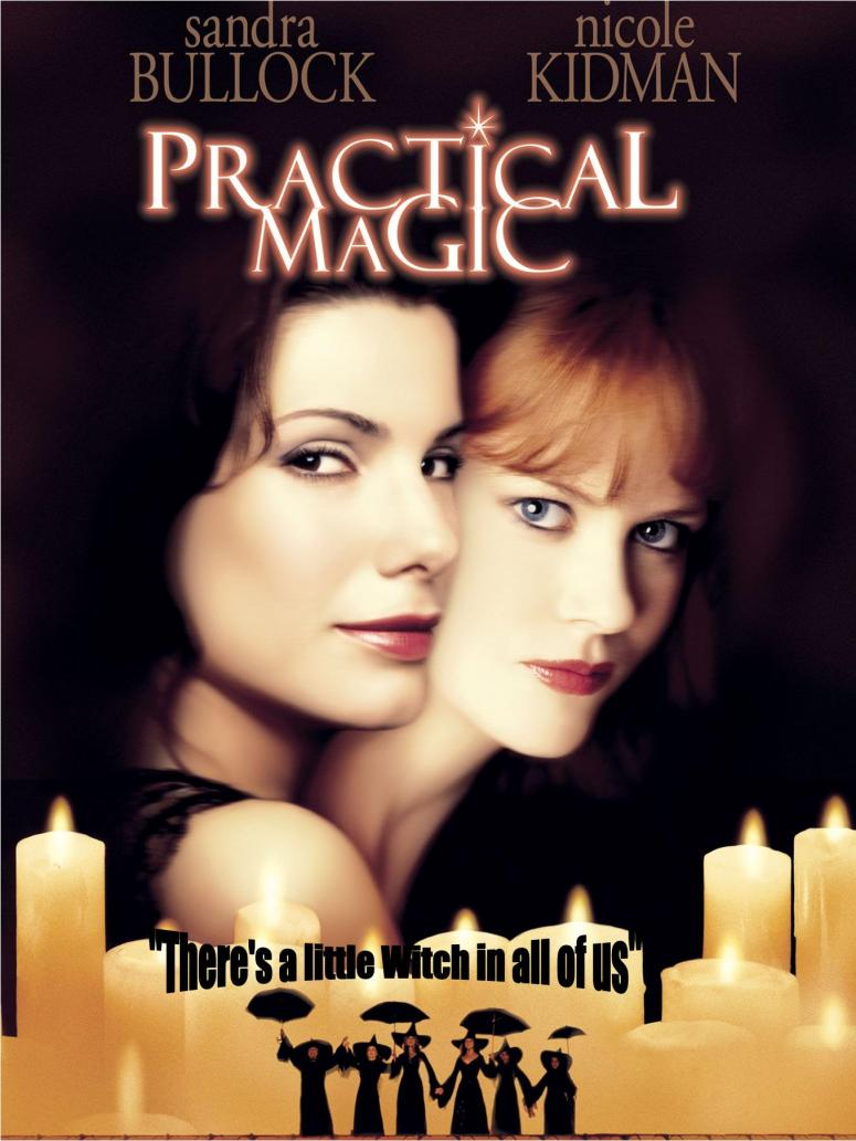 Practical Magic Witches with Candles