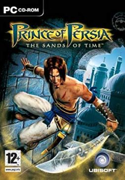 Prince of Persia The Sands of Time PC Dvd rom