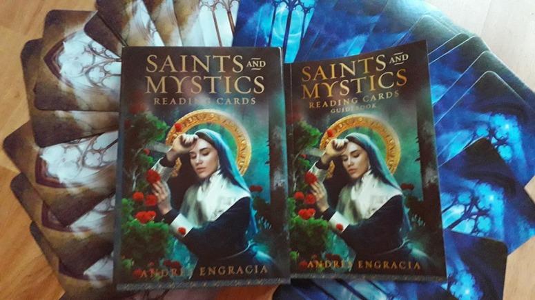 Saints and Mystics Oracle Cards
