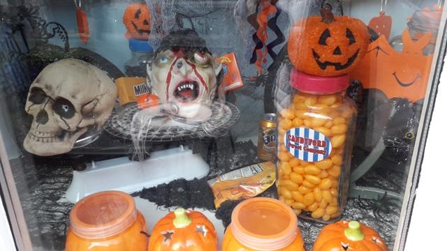 Sweet Shop Halloween
