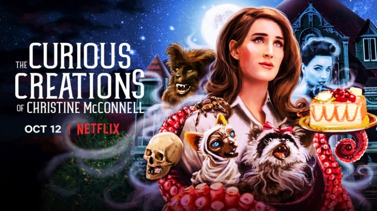 The Curious Creations of Christine McConnell Netflix