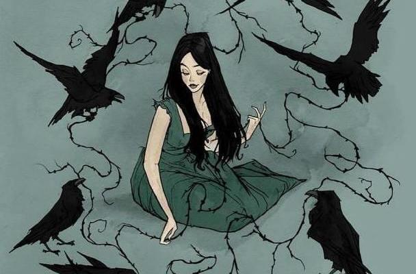 The Raven Abigaill Larson Nevermore