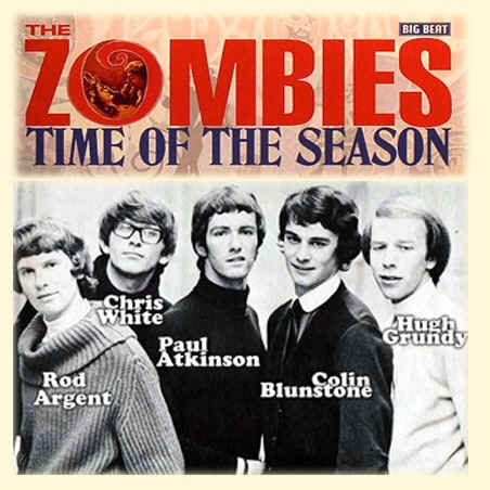 the zombies time of the season record