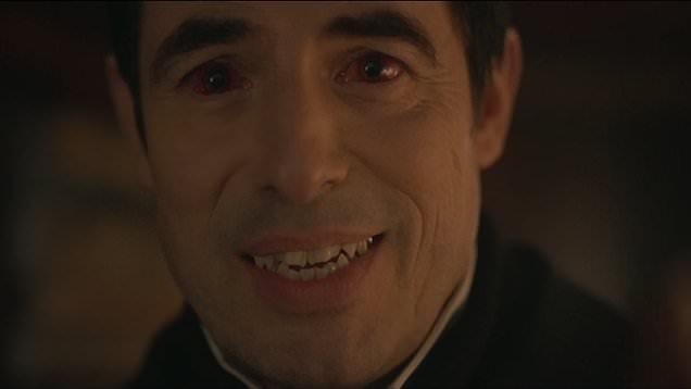 BBC Dracula series