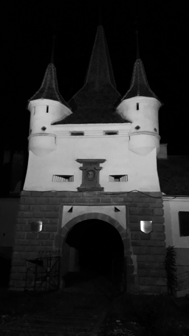 Catherine Gate Brasov