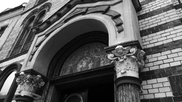 Church Old Town Brasov