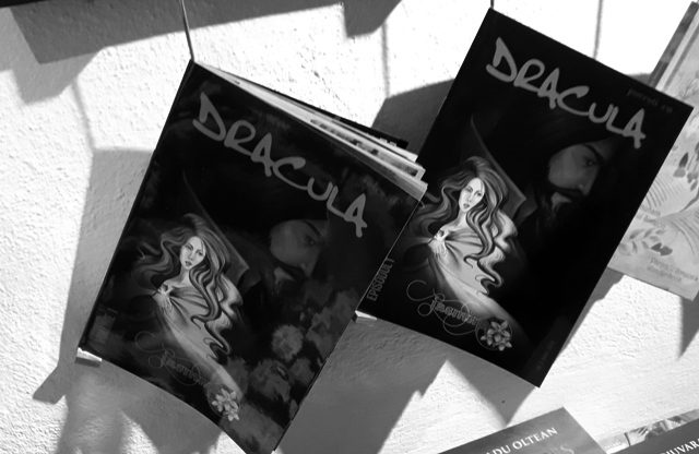 Dracula Books Bran Castle