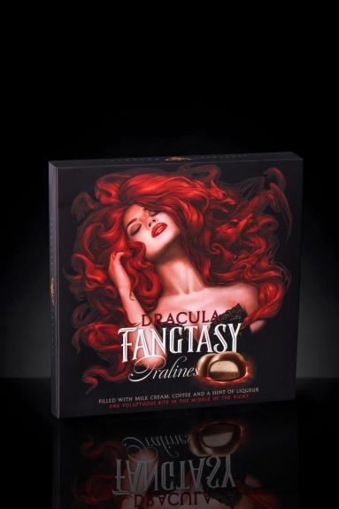 Dracula Fangtasy chocolates